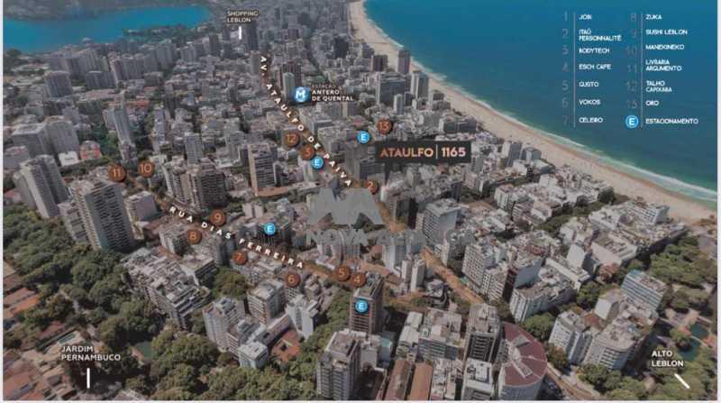 WhatsApp Image 2020-12-09 at 1 - Sala Comercial 138m² à venda Avenida Ataulfo de Paiva,Leblon, Rio de Janeiro - R$ 5.280.480 - NBSL00265 - 18