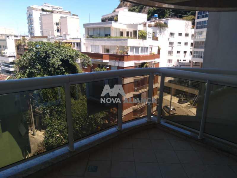 1 - Apartamento 2 quartos à venda Leblon, Rio de Janeiro - R$ 2.000.000 - NIAP21728 - 1