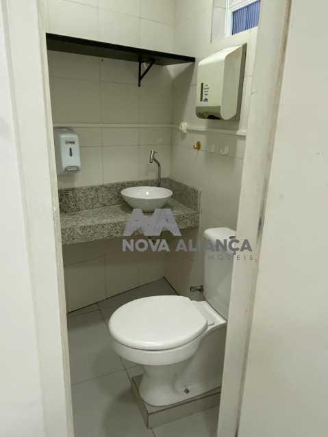 2 - Sala Comercial 24m² à venda Rua da Passagem,Botafogo, Rio de Janeiro - R$ 320.000 - NBSL00268 - 8