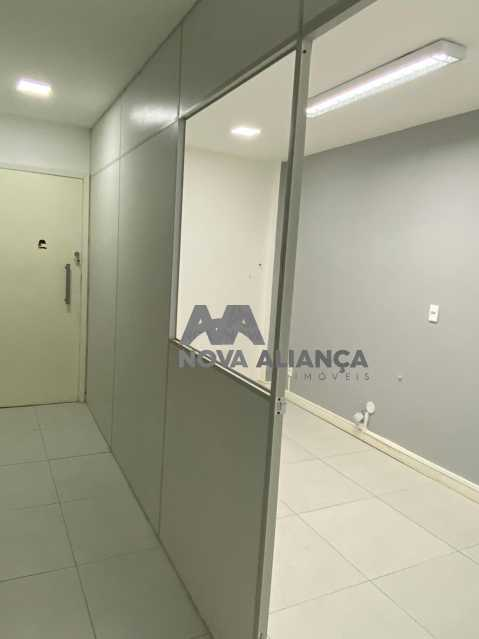 3 - Sala Comercial 24m² à venda Rua da Passagem,Botafogo, Rio de Janeiro - R$ 320.000 - NBSL00268 - 3