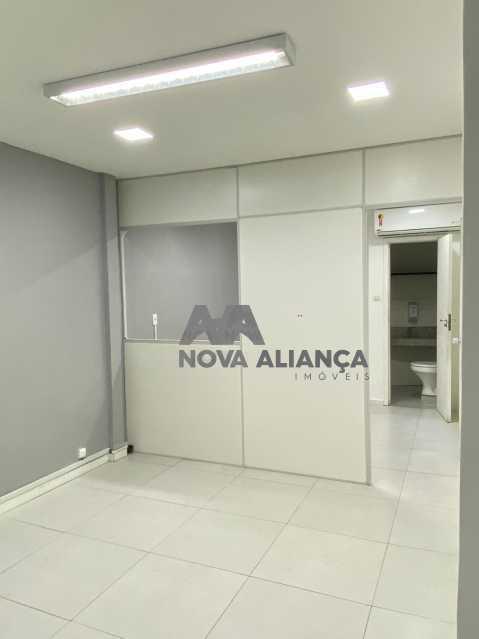 6 - Sala Comercial 24m² à venda Rua da Passagem,Botafogo, Rio de Janeiro - R$ 320.000 - NBSL00268 - 4