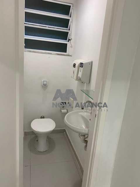 7 - Sala Comercial 24m² à venda Rua da Passagem,Botafogo, Rio de Janeiro - R$ 320.000 - NBSL00268 - 10