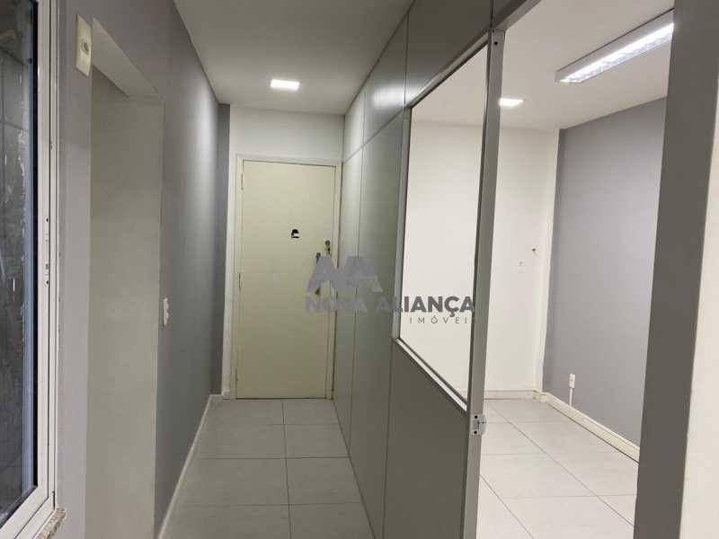 8 - Sala Comercial 24m² à venda Rua da Passagem,Botafogo, Rio de Janeiro - R$ 320.000 - NBSL00268 - 1