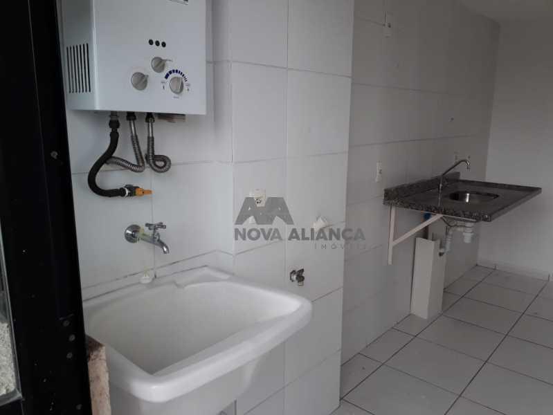 71486de9-bdf0-4ede-a284-bef81e - Apartamento à venda Rua Conde de Azambuja,Maria da Graça, Rio de Janeiro - R$ 255.000 - NFAP21688 - 5