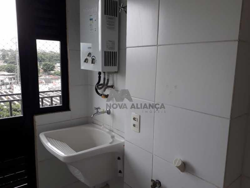 a77b2c37-ef71-46e2-b06b-bd6363 - Apartamento à venda Rua Conde de Azambuja,Maria da Graça, Rio de Janeiro - R$ 255.000 - NFAP21688 - 6