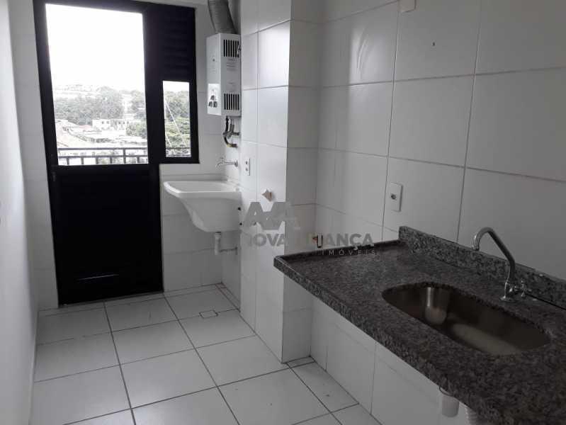a98030bc-1569-4621-a4c1-65e5fa - Apartamento à venda Rua Conde de Azambuja,Maria da Graça, Rio de Janeiro - R$ 255.000 - NFAP21688 - 4
