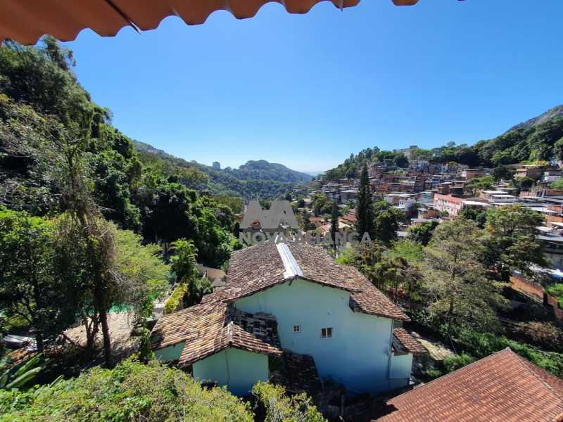 WhatsApp Image 2020-12-04 at 0 - Casa à venda Rua Conselheiro Lampreia,Cosme Velho, Rio de Janeiro - R$ 2.000.000 - NCCA40012 - 3