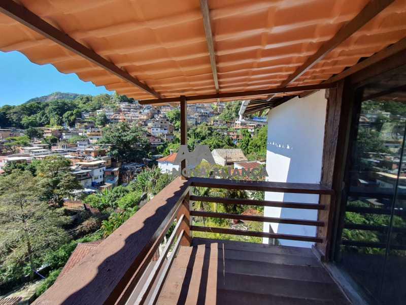 WhatsApp Image 2020-12-04 at 0 - Casa à venda Rua Conselheiro Lampreia,Cosme Velho, Rio de Janeiro - R$ 2.000.000 - NCCA40012 - 4