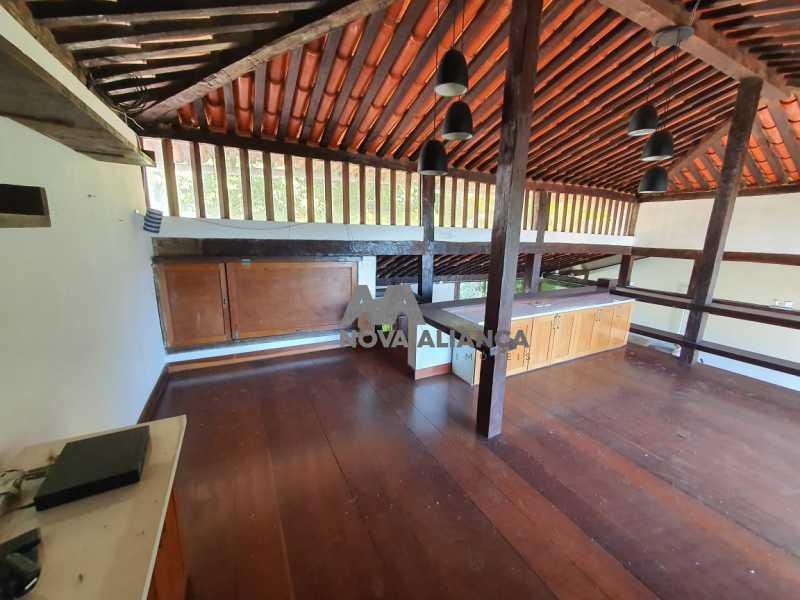 WhatsApp Image 2020-12-04 at 0 - Casa à venda Rua Conselheiro Lampreia,Cosme Velho, Rio de Janeiro - R$ 2.000.000 - NCCA40012 - 8