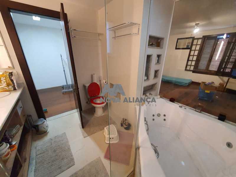 WhatsApp Image 2020-12-04 at 0 - Casa à venda Rua Conselheiro Lampreia,Cosme Velho, Rio de Janeiro - R$ 2.000.000 - NCCA40012 - 18
