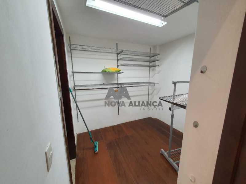 WhatsApp Image 2020-12-04 at 0 - Casa à venda Rua Conselheiro Lampreia,Cosme Velho, Rio de Janeiro - R$ 2.000.000 - NCCA40012 - 19