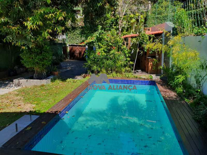WhatsApp Image 2020-12-04 at 0 - Casa à venda Rua Conselheiro Lampreia,Cosme Velho, Rio de Janeiro - R$ 2.000.000 - NCCA40012 - 26