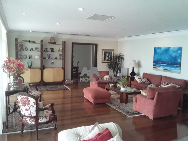3 - Apartamento 4 quartos para alugar Copacabana, Rio de Janeiro - R$ 15.000 - NBAP40438 - 6