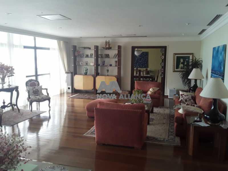 4 - Apartamento 4 quartos para alugar Copacabana, Rio de Janeiro - R$ 15.000 - NBAP40438 - 7