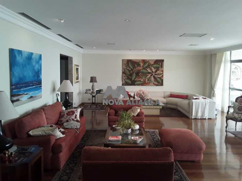 5 - Apartamento 4 quartos para alugar Copacabana, Rio de Janeiro - R$ 15.000 - NBAP40438 - 8