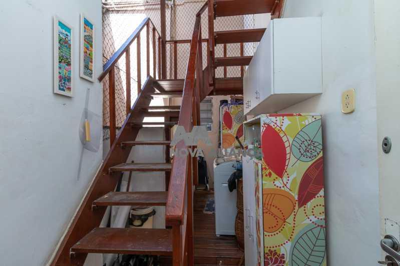 IMG_9248 - Cobertura à venda Rua São Clemente,Botafogo, Rio de Janeiro - R$ 890.000 - NBCO20087 - 28