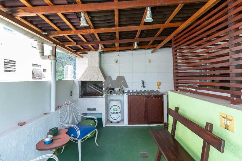 IMG_9252 - Cobertura à venda Rua São Clemente,Botafogo, Rio de Janeiro - R$ 890.000 - NBCO20087 - 5