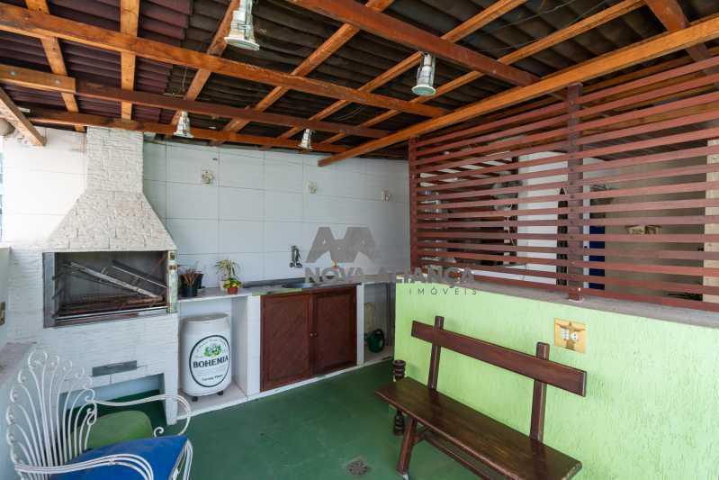 IMG_9253 - Cobertura à venda Rua São Clemente,Botafogo, Rio de Janeiro - R$ 890.000 - NBCO20087 - 6