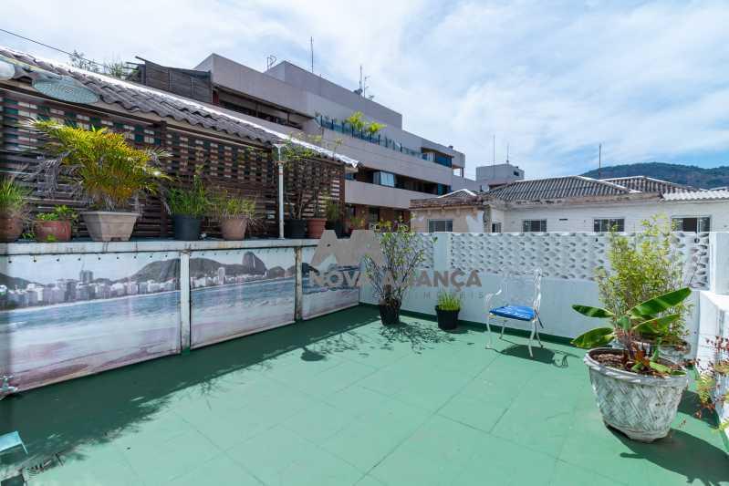 IMG_9254 - Cobertura à venda Rua São Clemente,Botafogo, Rio de Janeiro - R$ 890.000 - NBCO20087 - 3