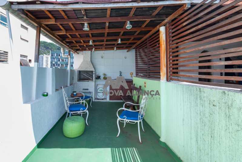 IMG_9256 - Cobertura à venda Rua São Clemente,Botafogo, Rio de Janeiro - R$ 890.000 - NBCO20087 - 8