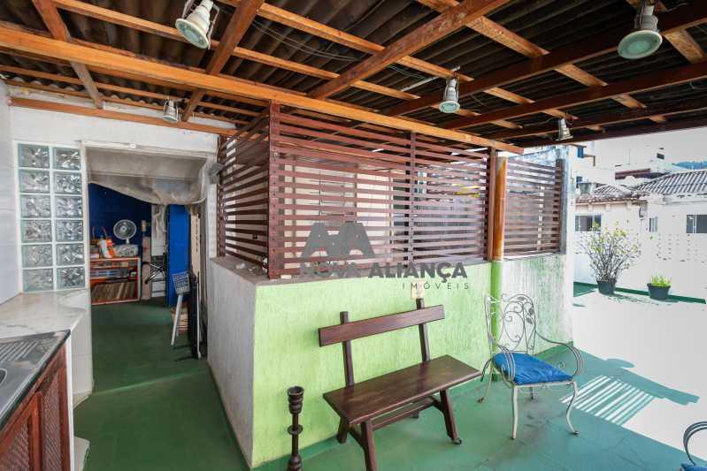 IMG_9257 - Cobertura à venda Rua São Clemente,Botafogo, Rio de Janeiro - R$ 890.000 - NBCO20087 - 7