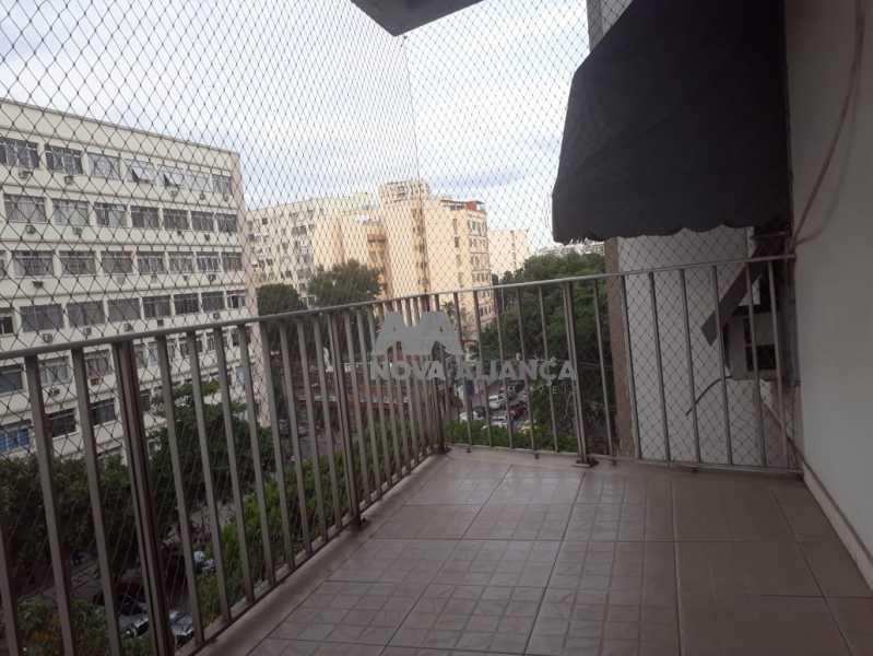 e43eb54a-1c55-430b-b101-ed0ff1 - Apartamento à venda Rua São Francisco Xavier,Maracanã, Rio de Janeiro - R$ 450.000 - NTAP10383 - 1
