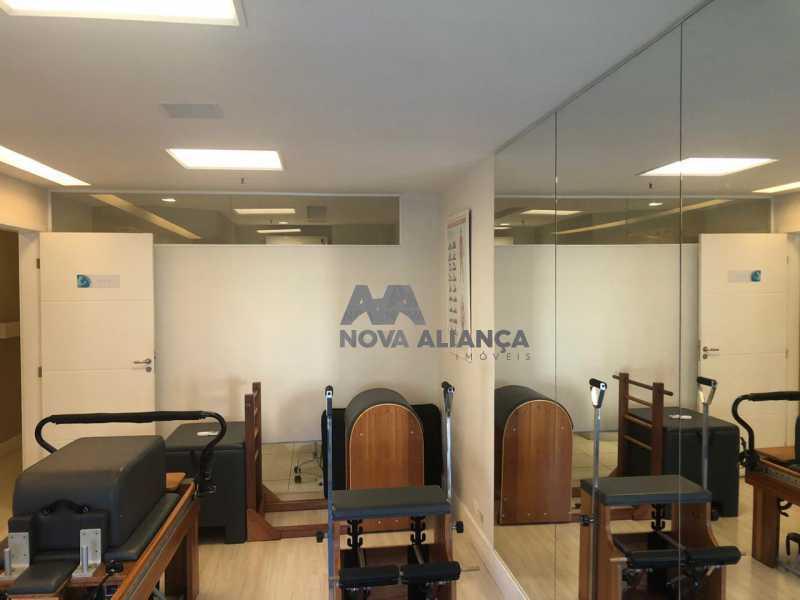 b1a44b5c-92b0-493c-aaff-a49d7e - Sala Comercial 31m² à venda Avenida Ataulfo de Paiva,Leblon, Rio de Janeiro - R$ 830.000 - NBSL00271 - 4