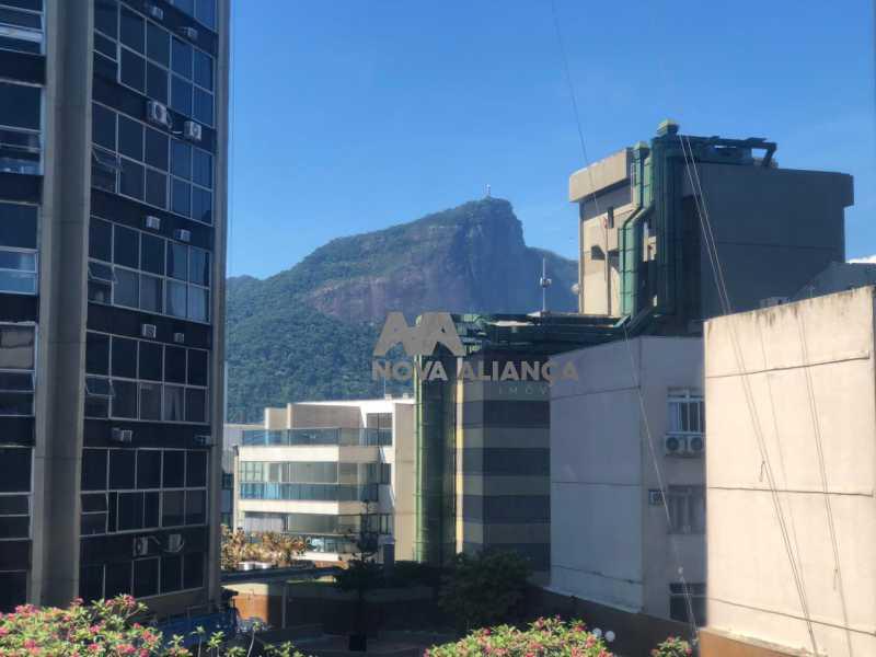 c083fece-9fc4-4ce3-99ac-6502b1 - Sala Comercial 31m² à venda Avenida Ataulfo de Paiva,Leblon, Rio de Janeiro - R$ 830.000 - NBSL00271 - 1