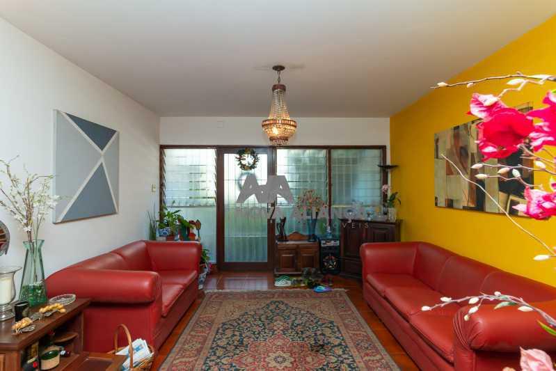 IMG_9261 - Casa em Condomínio 5 quartos à venda Jardim Botânico, Rio de Janeiro - R$ 3.500.000 - NBCN50009 - 1