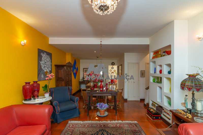 IMG_9265 - Casa em Condomínio 5 quartos à venda Jardim Botânico, Rio de Janeiro - R$ 3.500.000 - NBCN50009 - 3