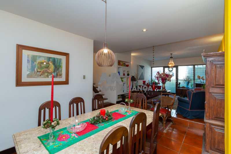 IMG_9268 - Casa em Condomínio 5 quartos à venda Jardim Botânico, Rio de Janeiro - R$ 3.500.000 - NBCN50009 - 5