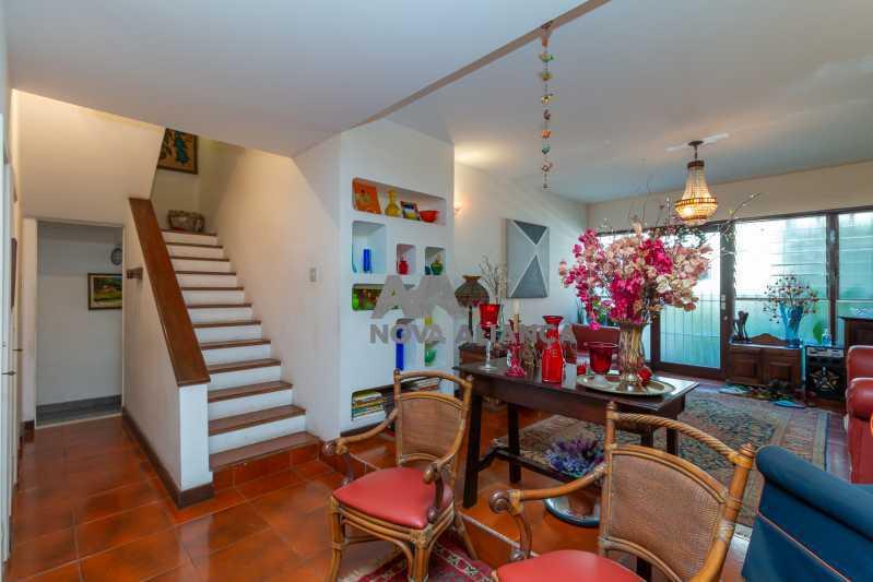 IMG_9271 - Casa em Condomínio 5 quartos à venda Jardim Botânico, Rio de Janeiro - R$ 3.500.000 - NBCN50009 - 6