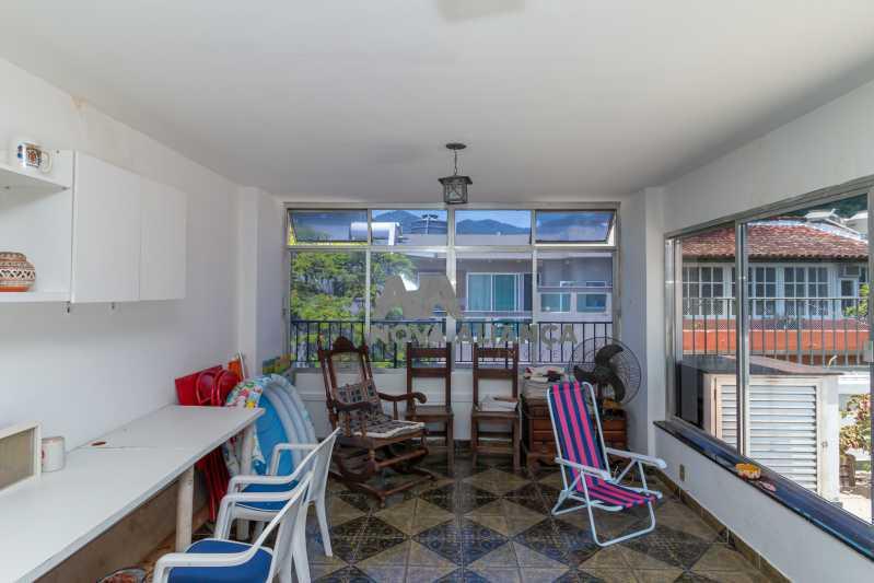 IMG_9298 - Casa em Condomínio 5 quartos à venda Jardim Botânico, Rio de Janeiro - R$ 3.500.000 - NBCN50009 - 22
