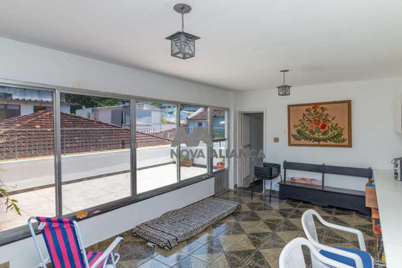 IMG_9299 - Casa em Condomínio 5 quartos à venda Jardim Botânico, Rio de Janeiro - R$ 3.500.000 - NBCN50009 - 23