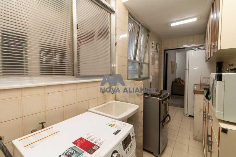 IMG_0451 - Apartamento à venda Rua Cândido Mendes,Glória, Rio de Janeiro - R$ 670.000 - NBAP22473 - 22