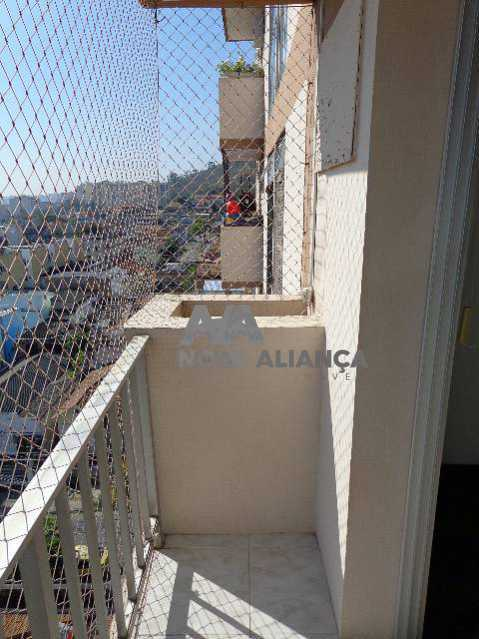 1 - Apartamento 1 quarto à venda Riachuelo, Rio de Janeiro - R$ 200.000 - NTAP10391 - 1