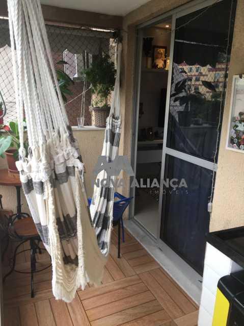 WhatsApp Image 2020-12-09 at 1 - Apartamento à venda Rua Conselheiro Ferraz,Lins de Vasconcelos, Rio de Janeiro - R$ 310.000 - NTAP31703 - 9