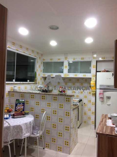 WhatsApp Image 2020-12-22 at 1 - Casa de Vila à venda Rua Vinte e Quatro de Maio,Riachuelo, Rio de Janeiro - R$ 480.000 - NSCV40003 - 1