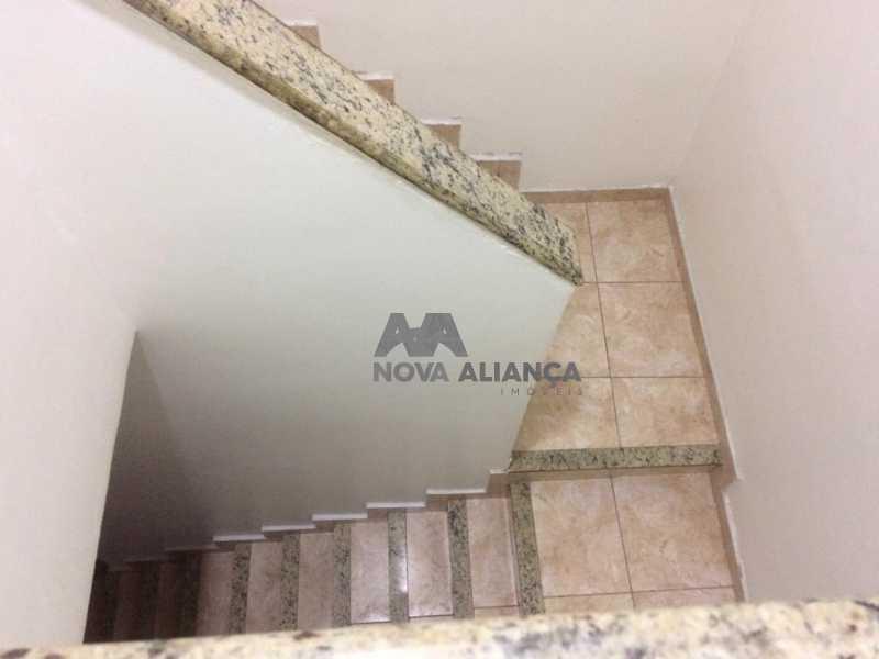 WhatsApp Image 2020-12-22 at 1 - Casa de Vila à venda Rua Vinte e Quatro de Maio,Riachuelo, Rio de Janeiro - R$ 480.000 - NSCV40003 - 6