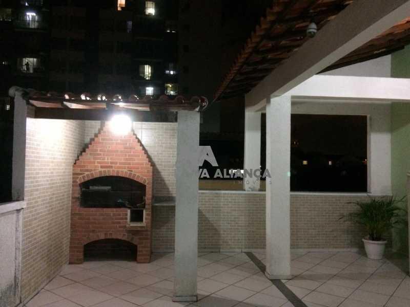 WhatsApp Image 2020-12-22 at 1 - Casa de Vila à venda Rua Vinte e Quatro de Maio,Riachuelo, Rio de Janeiro - R$ 480.000 - NSCV40003 - 12