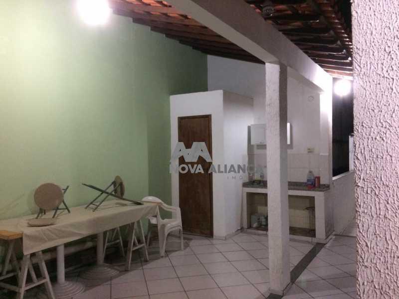 WhatsApp Image 2020-12-22 at 1 - Casa de Vila à venda Rua Vinte e Quatro de Maio,Riachuelo, Rio de Janeiro - R$ 480.000 - NSCV40003 - 14