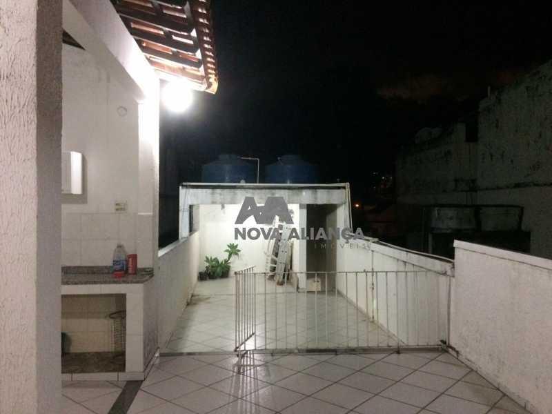 WhatsApp Image 2020-12-22 at 1 - Casa de Vila à venda Rua Vinte e Quatro de Maio,Riachuelo, Rio de Janeiro - R$ 480.000 - NSCV40003 - 16