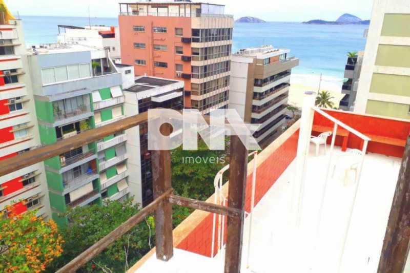 22 - Cobertura 5 quartos à venda Leblon, Rio de Janeiro - R$ 8.500.000 - NCCO50018 - 5