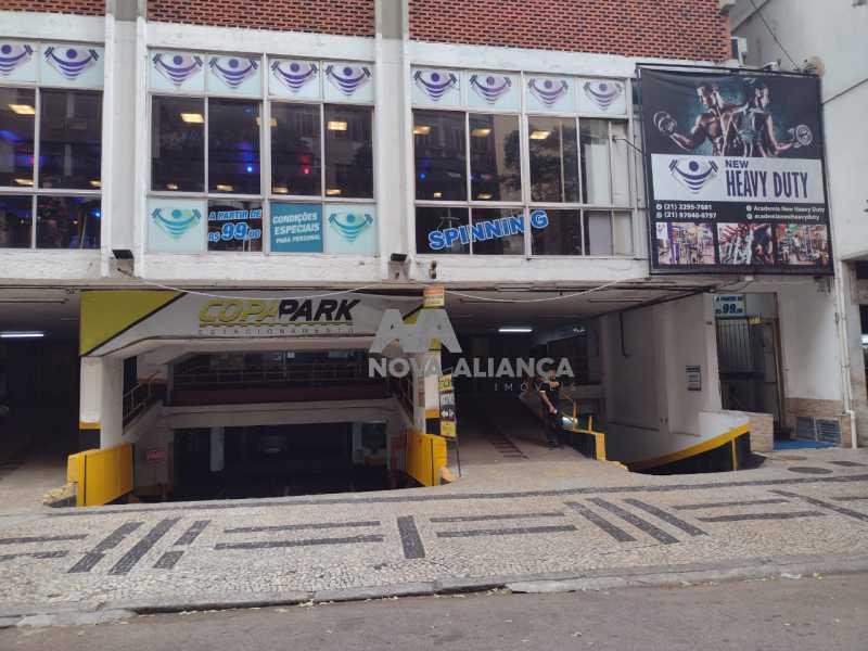 GARAGEM 1 - Vaga de Garagem à venda Copacabana, Rio de Janeiro - R$ 40.000 - NCVG00032 - 1