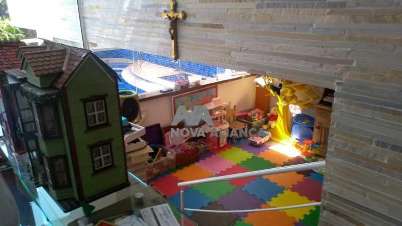 b1fc121d-ae3d-4740-bd36-5c185e - Casa em Condomínio 5 quartos à venda Recreio dos Bandeirantes, Rio de Janeiro - R$ 2.600.000 - NCCN50003 - 24