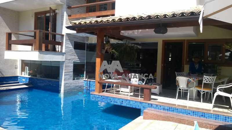 f4a773b2-fa50-4622-8a6f-1015fd - Casa em Condomínio à venda Avenida André Grabois,Recreio dos Bandeirantes, Rio de Janeiro - R$ 2.600.000 - NCCN50003 - 1