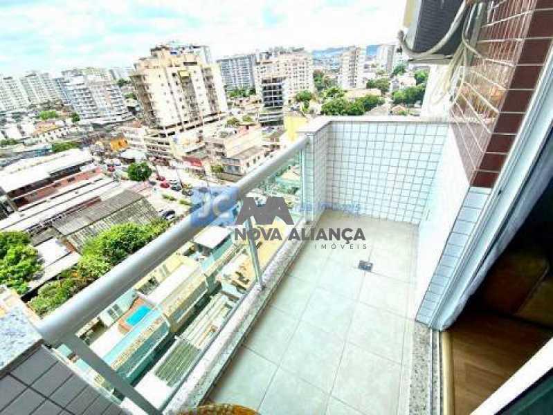 WhatsApp Image 2021-01-22 at 1 - Apartamento à venda Rua Cirne Maia,Cachambi, Rio de Janeiro - R$ 445.000 - NTAP22190 - 1