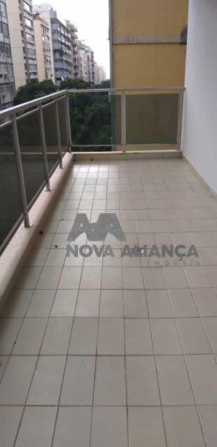 1. - Apartamento 2 quartos para alugar Copacabana, Rio de Janeiro - R$ 2.900 - NBAP22509 - 1