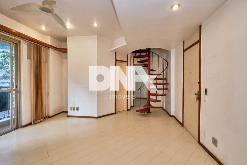 DSCF5151 - Cobertura à venda Rua Eduardo Guinle,Botafogo, Rio de Janeiro - R$ 1.189.000 - NBCO20090 - 3