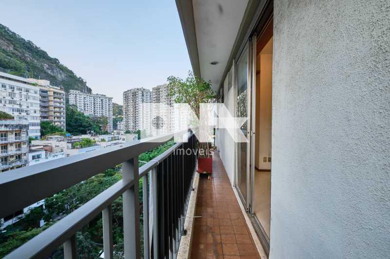 DSCF5154 - Cobertura à venda Rua Eduardo Guinle,Botafogo, Rio de Janeiro - R$ 1.189.000 - NBCO20090 - 6